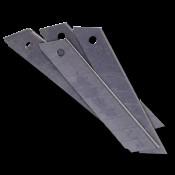 Набор лезвий сменных для ножей 18мм SANTOOL (10 шт/уп)