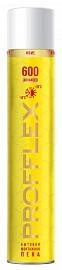 Пена монтажная PROFFLEX 65л-Universal бытовая 750мл (600гр)(12шт)
