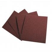 Шкурка шлифовальная MATRIX 230х280мм Р600 водостойкая в листах на бумажной основе(10 шт)