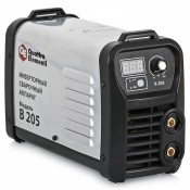 Аппарат сварочный инверторный QUATTRO ELEMENTI В 205 (205 А, ПВ 80%, до 5.0 мм, 5.3 кг, дисплей, TIG-LIFT, КЕЙС)