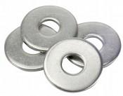 Шайба усиленная М8 DIN 9021 (250 шт/1,5 кг) цинк